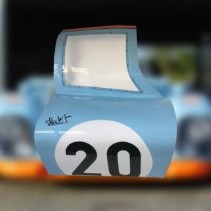 Porte 917 Gulf – numéro 20