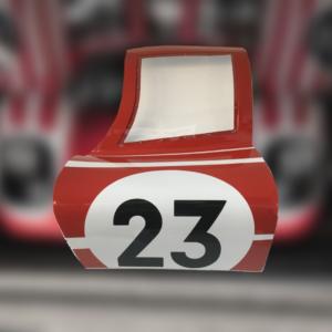 Porte 917 Team Salzburg – numéro 23