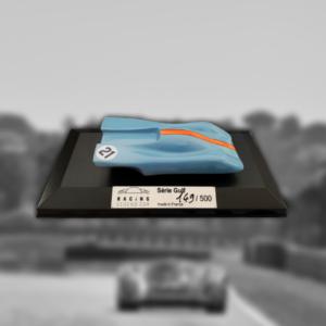 Miniature Porsche 917 Gulf